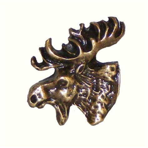 Moose Cabinet Knobs moose cabinet knob