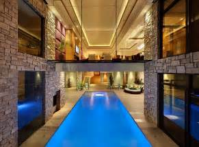 Smart Home Decor Ideas 50 indoor swimming pool ideas taking a dip in style