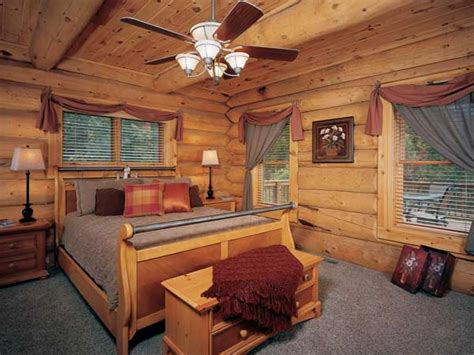 cabin style bedroom log cabin style bedroom log cabin themed bedroom one