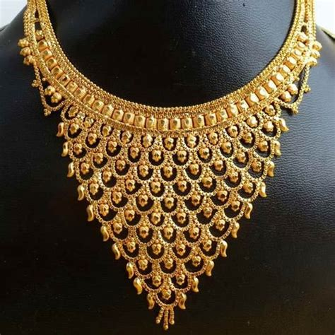 how to make gold plated jewelry gold plated necklaces in santragachi howrah gems joys