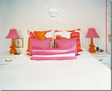 pink and orange bedroom pink and orange girls designer bedrooms inspiring