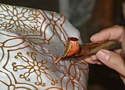 Batik Cap Indigo batik indonesia be great