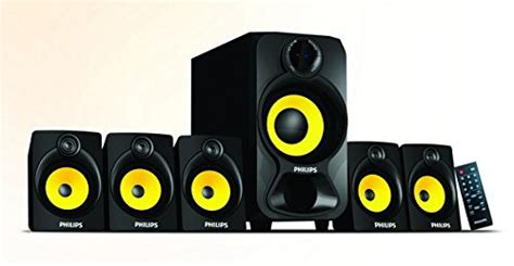 philips spa 3800b beat 5 1 home theater system