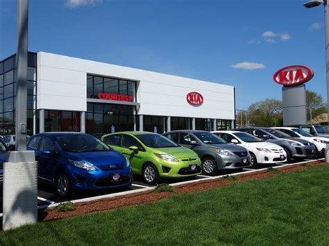 Courtesy Kia Attleboro Ma Courtesy Kia Car Dealership In South Attleboro Ma 02703