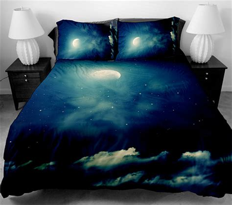 moon bed sheets galaxy bed sheets