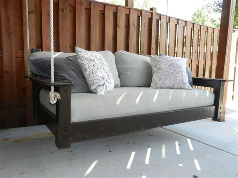 Daybed Porch Swing Daybed Porch Swing Ridgidbuilt Mission Hanging Best Daybed Swing Bed Ridgidbuilt Criss Cross