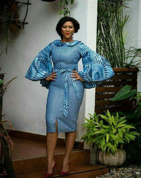 pictures  simple ankara styles simple gowns