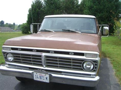 ford truck 1973 1973 ford information and photos momentcar