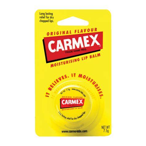 Lip Balm 5g buy carmex lip balm jar 7 5g at chemist warehouse 174