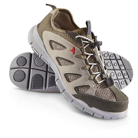 rugged shark deck shoes rugged shark aqua g3 sport 622235 boat water shoes at sportsman s guide