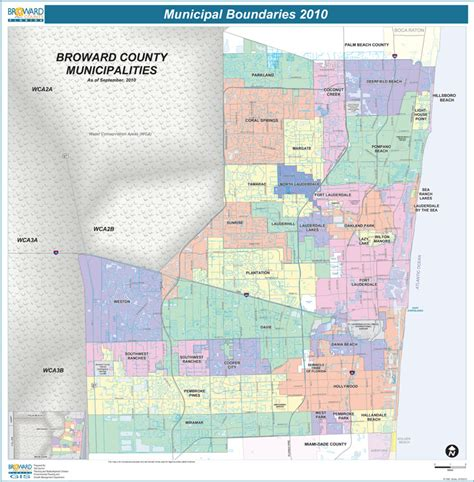 broward county florida map broward county map aphisvirtualmeet