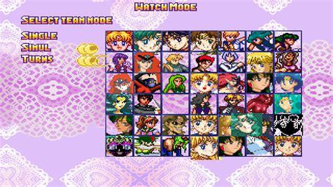 game mod online 2016 mr nygren s sailor moon x mugen mod mod db