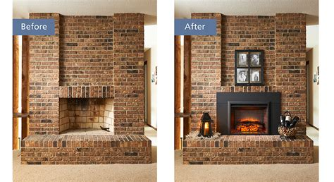 cost to install gas fireplace insert a guide to convert a gas fireplace to an electric