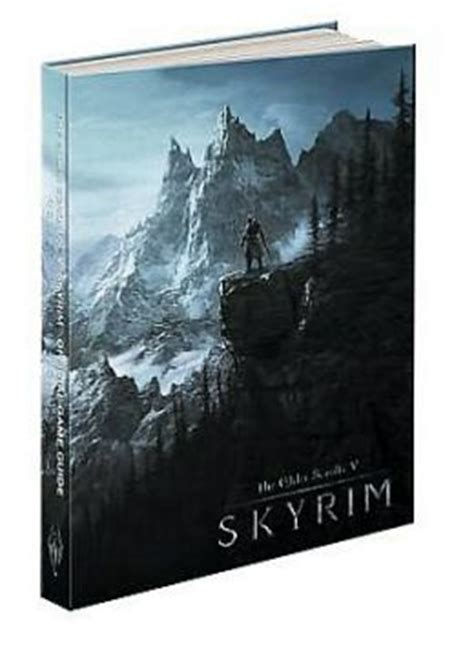 elder scrolls v skyrim atlas prima official guide books elder scrolls v skyrim collector s edition prima