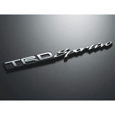 Jdm Style Emblem Logo Lexus Trd Japan Emblem Sportivo Sport Type Toyota Lexus Scion