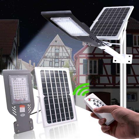 high quality waterproof  led solar light lamps solar
