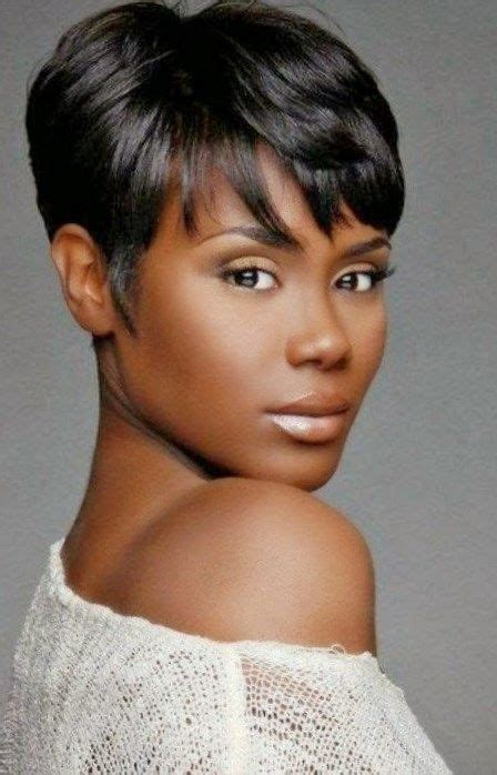 hairstyles for bkack women with fat faces and medium lenght hair top 20 short hairstyles for black women hairstyles for