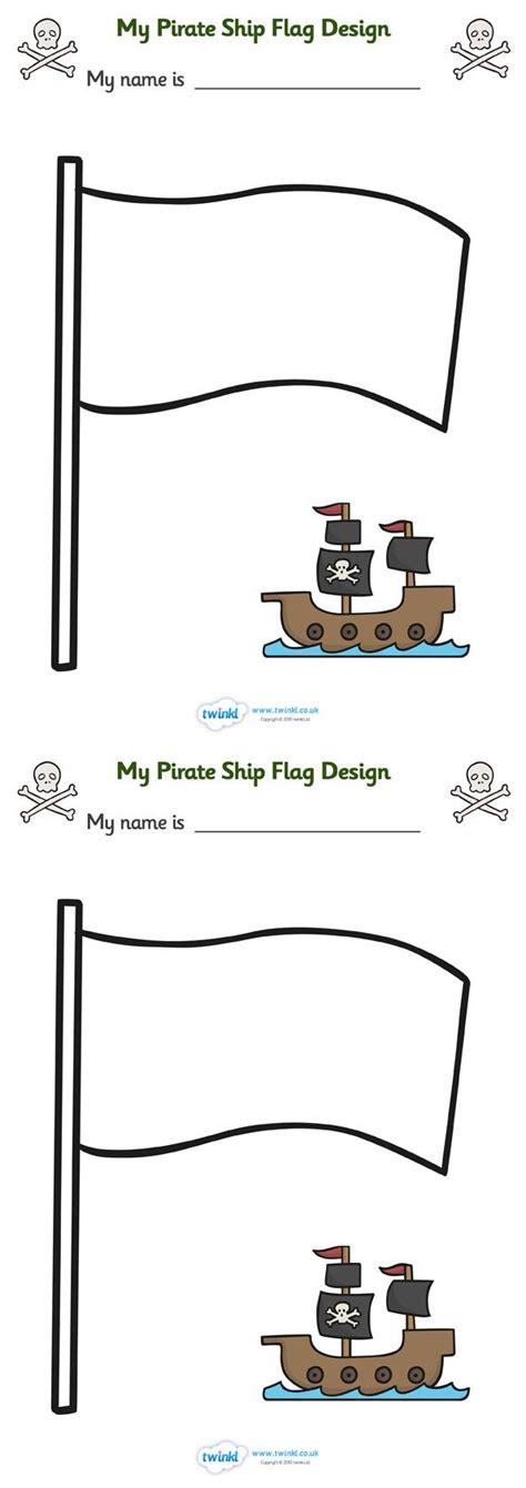 boat pictures twinkl twinkl resources gt gt design your own ship flag worksheet