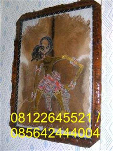 Lukisan Wayang Wayang Werkudara Bima Kulit Kambing Fu Murah jual wayang kulit java handicrafts suryoart hiasan dinding lukisan jual wayang kulit