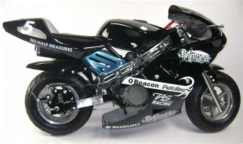 Suzuki Mini Moto Mini Moto 50cc Mini Racing Motorbike Relentless Suzuki