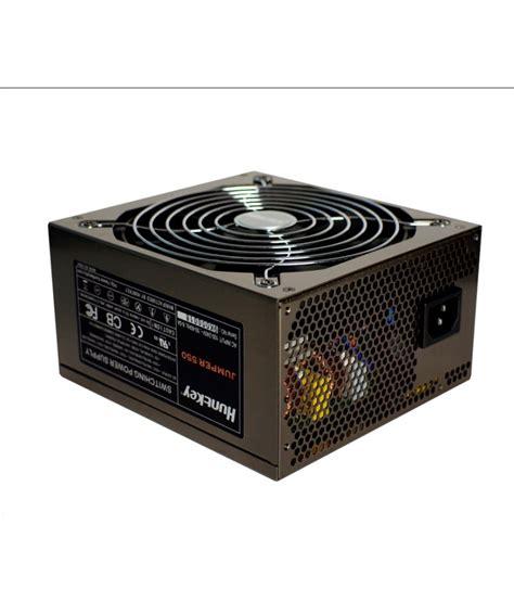 Huntkey Power 4 Colokan 1 5m huntkey jumper 550w power supply buy huntkey jumper 550w power supply at low price in