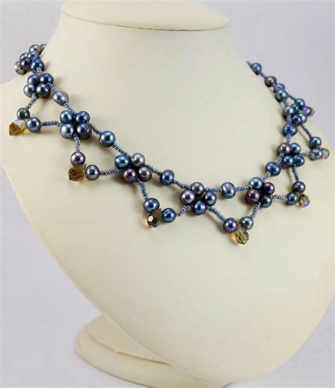 beading necklaces free pattern for necklace corina magic bloglovin