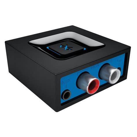 Logitech Bluetooth Audio Receiver Hitam logitech bluetooth audio receiver adapter ebuyer