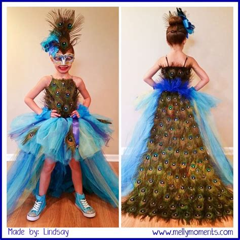 Handmade Peacock Costume - 17 best ideas about peacock costume on