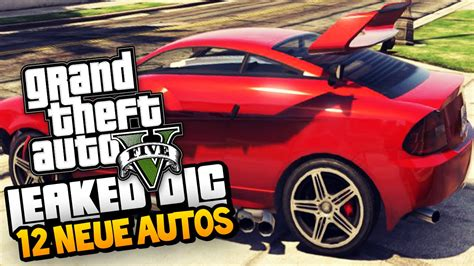 Neu Auto by Gta 5 12 Neue Autos Neues Dlc Leaked Low
