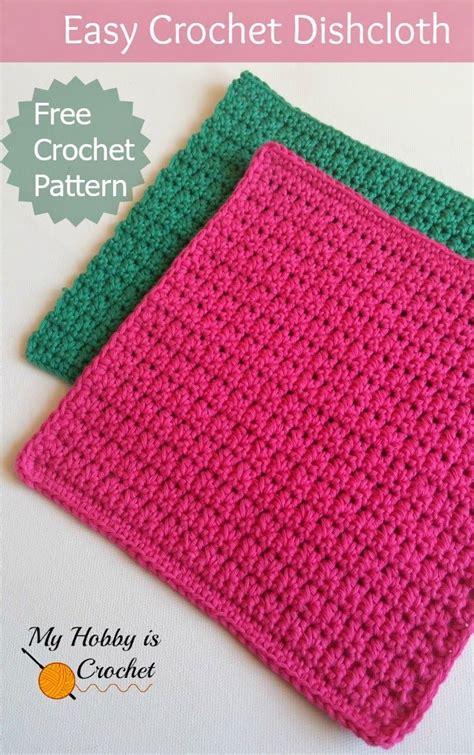 crochet dishcloth crochet washcloth patterns crochet dishcloths easy