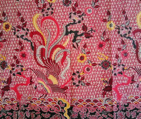 Jual Acrylic Warna Merah gambar jual kain batik motif kawung warna merah lapak