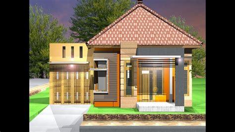 gambar desain warna cat rumah minimalis tampak depan