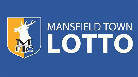 Mansfield Records 163 8 5m Up For Grabs In Lotto News Mansfield Town