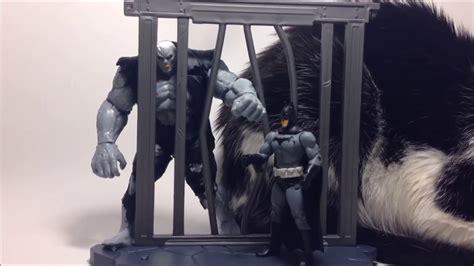Two Arkham Dc Multiverse Mattel Moc mattel dc multiverse arkham city batman vs solomon grundy