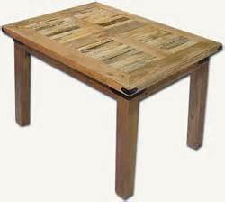 Small Wood Dining Table Handmade Wood Furniture Small Dining Table Handmade In Chile