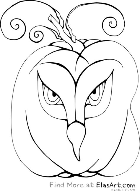 halloween coloring pages owl owl color pages az coloring pages
