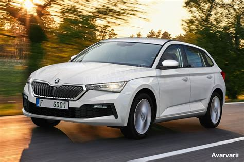 New 2019 Skoda Scala   pictures   Auto Express