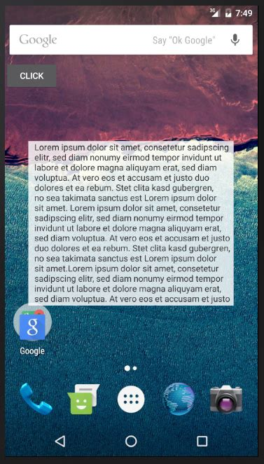 android inflate layout width android inflate a listview expandablelistview from an