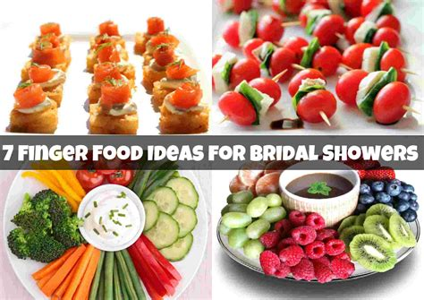 bridal shower finger foods easy easy finger foods for bridal shower ideas and finger food html autos weblog