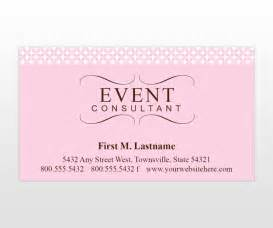 Event Planner Business Cards Templates Wedding Amp Event Planner Business Card Templates