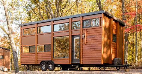 tiny house rentals wisconsin tiny house village by escape opens in the midwest curbed