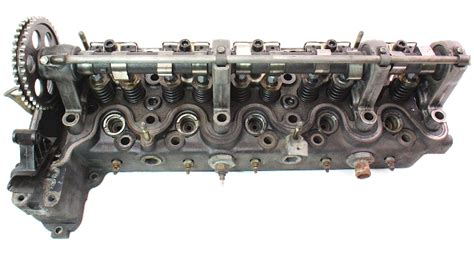 mercedes diesel cylinder head om    genuine