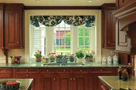ideas for kitchen windows large kitchen window treatment ideas decor ideasdecor ideas