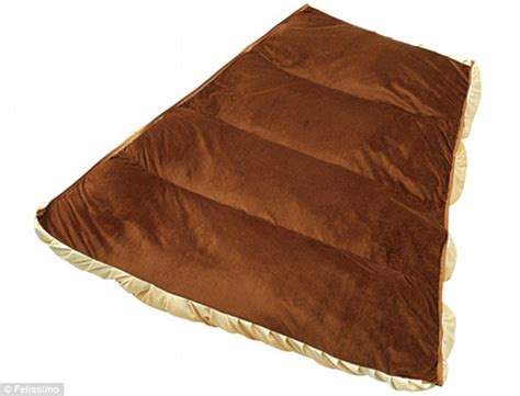 japanese bed roll japanese bread beds from japan felissimo s new toast