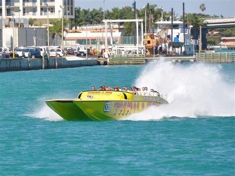 speedboat miami thriller miami speed boat tour magari blu
