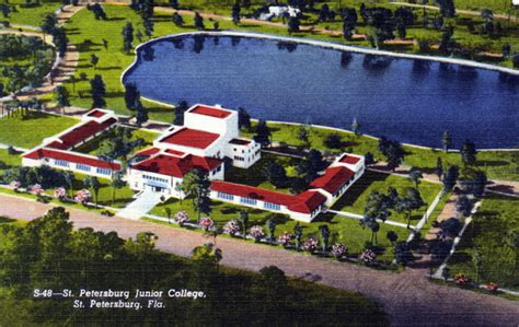 St Petersburg Fl Court Records Florida Memory St Petersburg Junior College Petersburg Florida