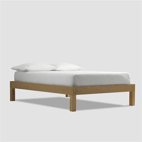 West Elm Bed Frames Classic Bed Frame West Elm