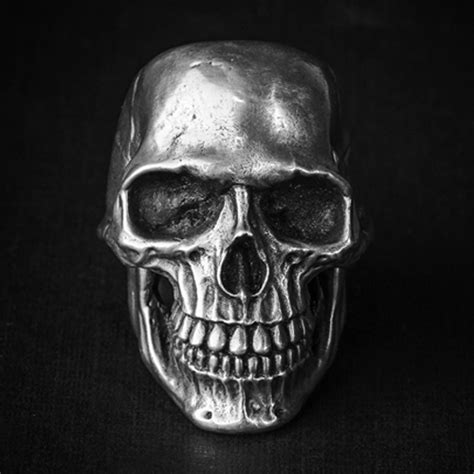 Ring Fourspeed fourspeed metalwerks skull rings collection part three on behance