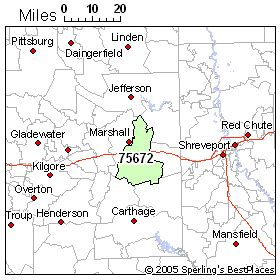 where is marshall texas on the map best place to live in marshall zip 75672 texas