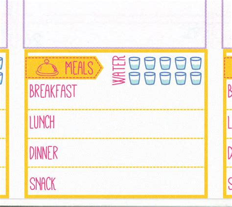 webmd printable food journal printable daily food journal search results calendar 2015